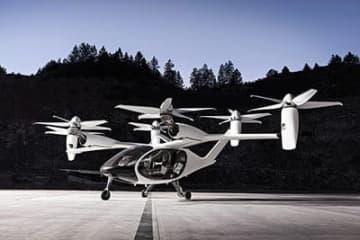 Joby Aviationが開発を進めるeVTOL