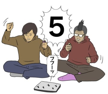 【吉田輝和の絵日記】『脳を鍛える大人のNintendo Switchトレーニング』IRカメラを使用したジャンケンが快感!