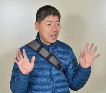 京都市内の「お地蔵さん」を訪ね歩き、インターネットに記録している森篤さん