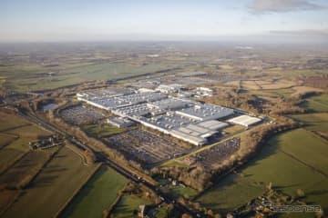 トヨタの英国工場