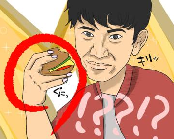 """木村拓哉""""ハンバーガーの持ち方""""に驚愕 「キムタクにのみ許される持ち方」"""