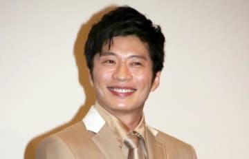 映画『mellow メロウ』で主演を務めた田中圭