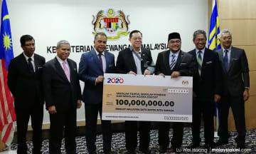 Gov't disburses RM121 million to Islamic, Chinese schools