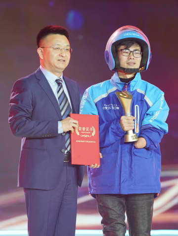 「中国網事・感動2019」、ネットで話題の人物10人を発表