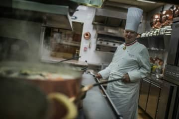 Even before Bocuse's death, some critics had commented that the restaurant was no longer quite up to scratch.