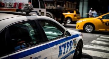 ニューヨーク市警察(NYPD)のイメージ。Image: Pixabay by Thomas Geider
