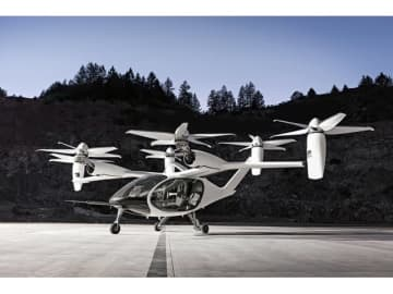 Joby Aviation は2009年設立。本社は米国カリフォルニア州サンタクルーズ。eVTOLの開発に取り組み、将来は空飛ぶタクシーサービスの提供を目指す