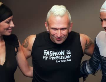 Gaultier, 67, stopped designing ready-to-wear clothes in 2015 to concentrate on haute couture.