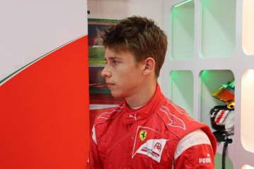 フェラーリがルクレールの弟アーサーをサポート。若手ドライバー育成プログラムのメンバーに抜擢