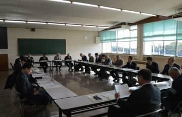 聖火リレー事業計画について承認した市実行委員会