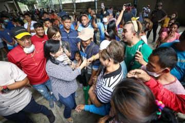 Around 70,000 evacuated in Calabarzon, says NDRRMC