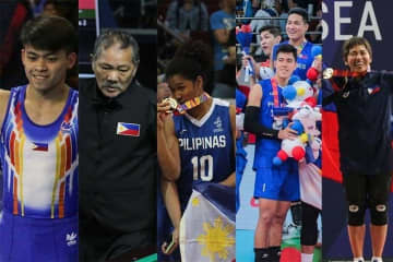 Filipino SEA Games athletes to finally get overdue Christmas bonus