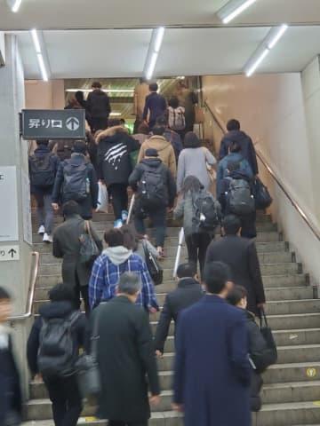 渋谷を使わない星に行きたい! 銀座線渋谷駅の新駅誕生で、乗り換えカオスで大混雑…メトロに対策を聞く
