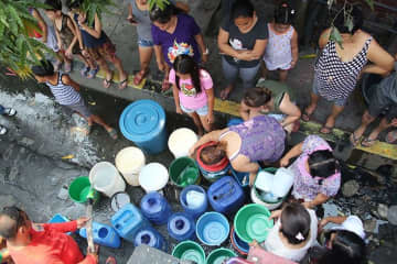 Local execs scramble to address water crisis in Basilan