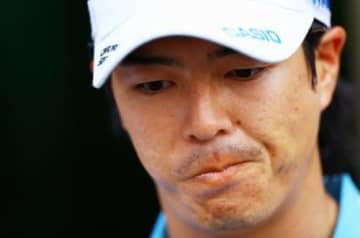 石川遼は「72」と苦しいゴルフ 最終日にうっぷんを晴らしたい(写真:JGTOimages/2日目)