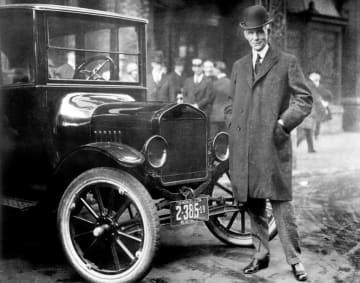 ヘンリー・フォードとT型モデル