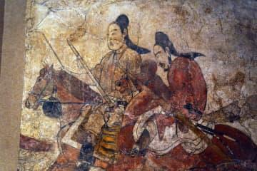 北朝時代の墓葬壁画を集めた特別展始まる 山西博物院