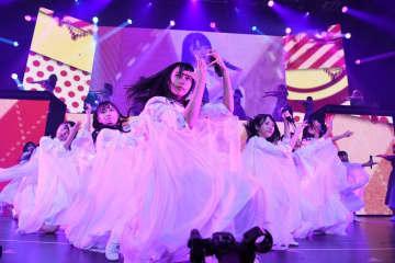 STU48[ライブレポート]2年ぶりのTDCホールで魅せた輝く個性&新キャプテンに今村美月、副キャプテンに福田朱里を発表!