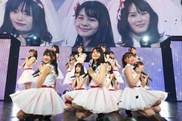 NGT48 [イベントレポート]厳しい合宿から選抜された16名が挑んだ単独コンサート