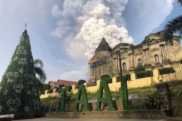 Duterte set to visit evacuees in Batangas