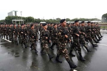 More troops deployed for Taal relief operations