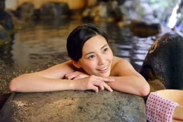 アトピーには温泉療法(写真はイメージ)