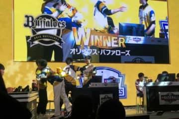 【eBASEBALL】パCSファイナル進出のオリ指宿主将、下克上に自信 「日本シリーズに行く」