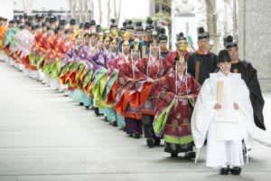 國學院大學、奈良・平安時代の神式により、令和初の「成人加冠式」開催
