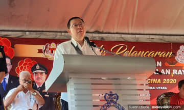 Lim: Harapan rakyat tinggi, PH perlu kerja lebih keras