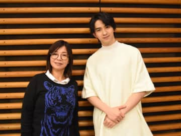 俳優・甲斐翔真 芸能界デビューは「福山雅治さんのおかげ」