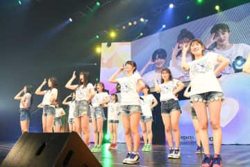 NMB48[ライブレポート]ライブ至上主義を見せつけたTDCホールワンマン「みなさんにずっと愛されるグループになりたい」