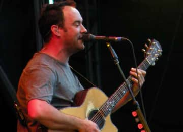 Dave Matthews in 2009