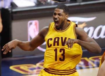 Cavaliers' Tristan Thompson