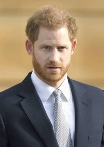 引退するヘンリー英王子が不満 女王に仕える望みかなわず 画像