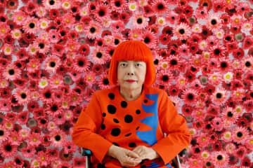 Yayoi Kusama, 2020