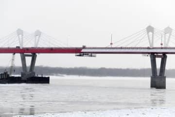 中ロ初の越境道路橋が検収に合格 開通条件を備える