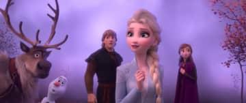 『アナと雪の女王2』強い - (C) 2019 Disney. All Rights Reserved.