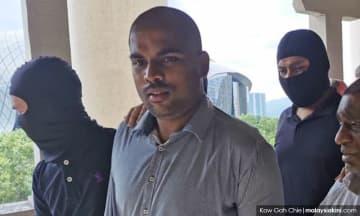 Mahkamah setuju 6 tuduhan terhadap suspek sokong LTTE didengar bersama