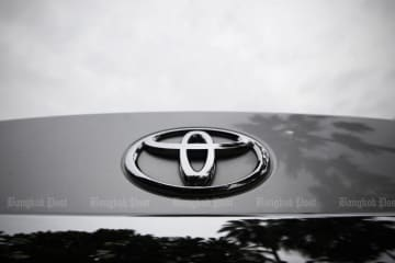 Toyota Motor Corp has obtained official approval from the Board of Investment for its plan to produce electric vehicles and plug-in hybrids in Thailand. (Bangkok Post photo)