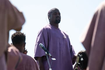 Kanye West, pictured at Coachella in April. - Kent Nishimura/Los Angeles Times/TNS