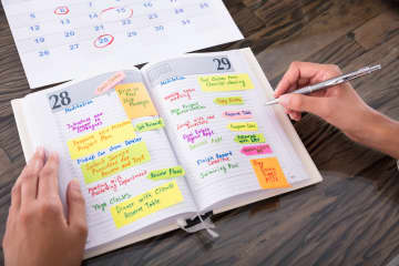 "Gain control of your to-do list and manage stress in the coming months by ""jumping ahead."" - Andrey Popov/Dreamstime/TNS"