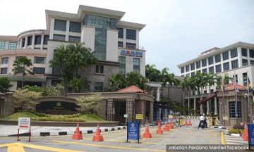 Kompleks JPM dinamakan Setia Perdana, MCA kaitkan peralihan kuasa