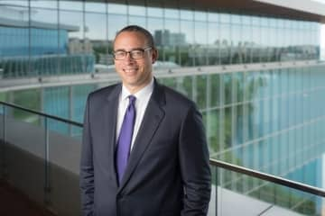 Jonathan Holloway will be named Rutgers University's next president, pending approval from its governing boards. (Courtesy photo /)