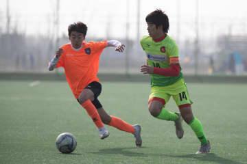 青島で中日韓青少年サッカー招待試合 大阪IRIS生野FCが優勝