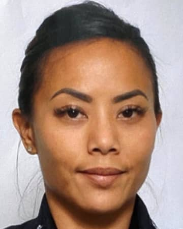 Officer Tiffany-Victoria Enriquez - Honolulu Police Department/New York Daily News/TNS