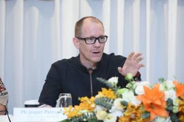 Mr Palmqvist says the tourism market is wavering regionally.