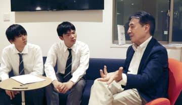 高校生が原発の賛否問う映画製作 「日本一大きいやかんの話」 画像
