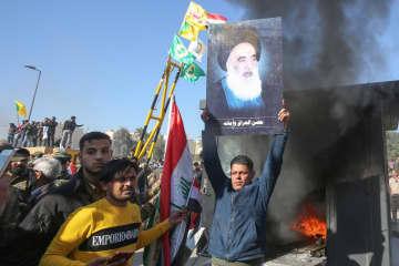 AHMAD AL-RUBAYE/AFP/Getty Images/TNS