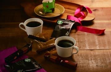 スターバックスのコーヒーと「キットカット ショコラトリー」の人気商品がコラボレーション 「スターバッ... 画像
