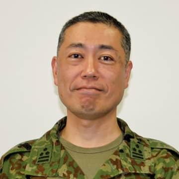 【聞かせて】 No.643「杵淵 賢一さん・陸上自衛隊第17普通科連隊長兼ねて山口駐屯地司令」 画像